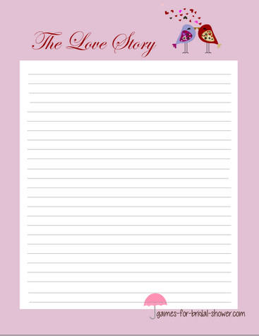 write a love story of bride and groom